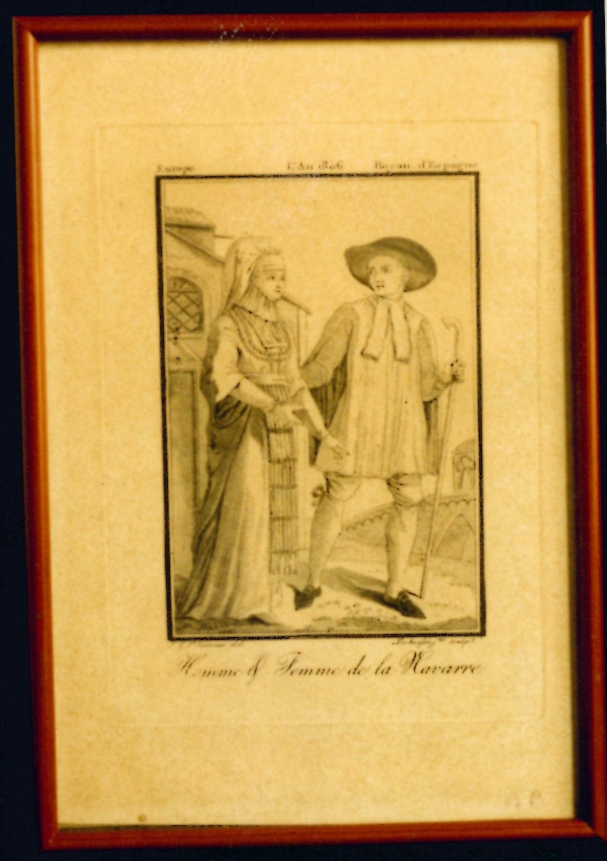 """""""Homme & Femme de la Navarre"""""""