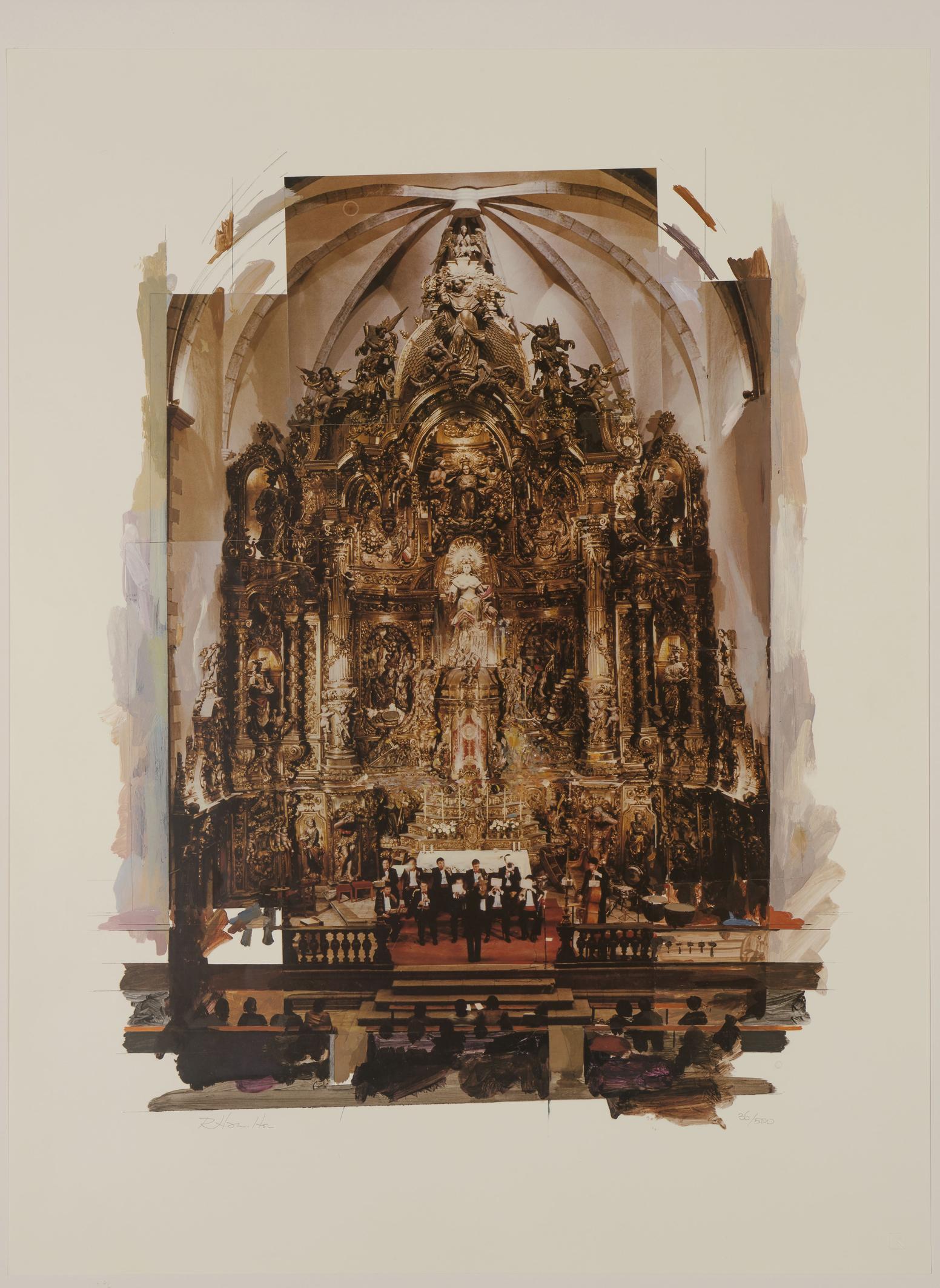 Altarpiece (Retablo)