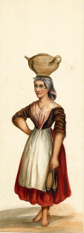 Mujer vasca