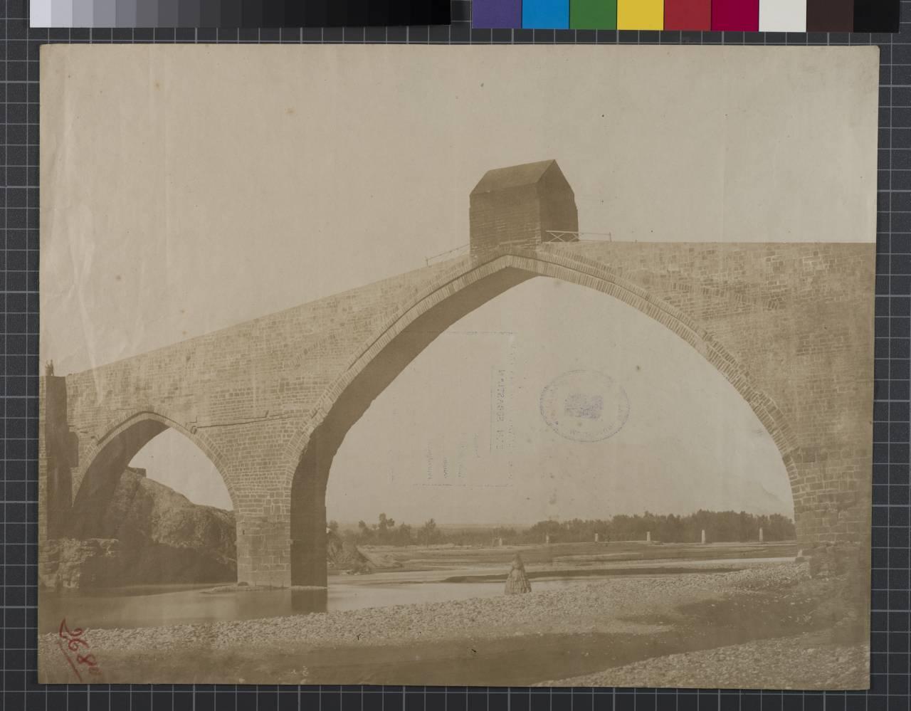 Puente del Diablo en la localidad de Martorell