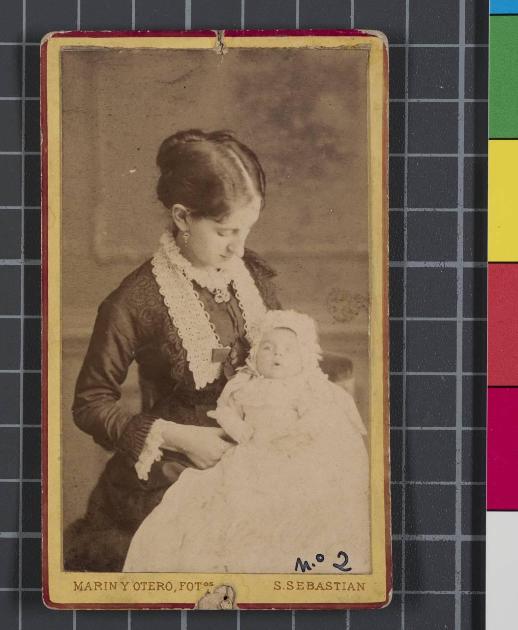 Retrato de Doña María Leizaur Aldalur.