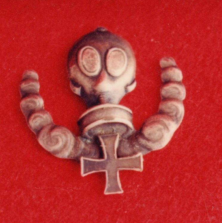 Emblema del Batallón antigas del Ejército de Euzkadi