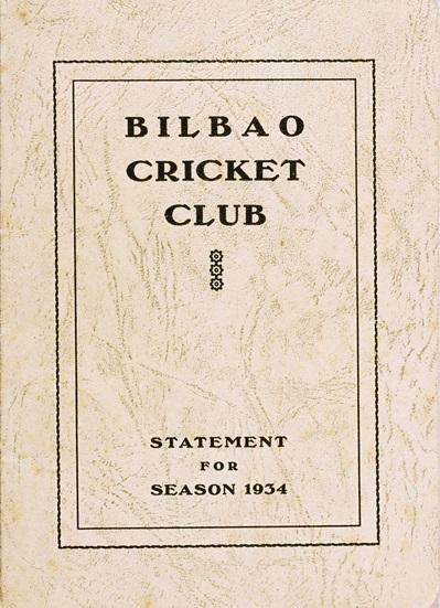 """Bilbao Cricket Club"""