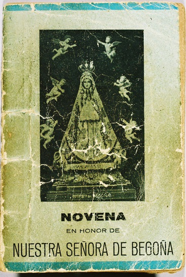 """""""Novena en honor de Nuestra Señora de Begoña"""""""