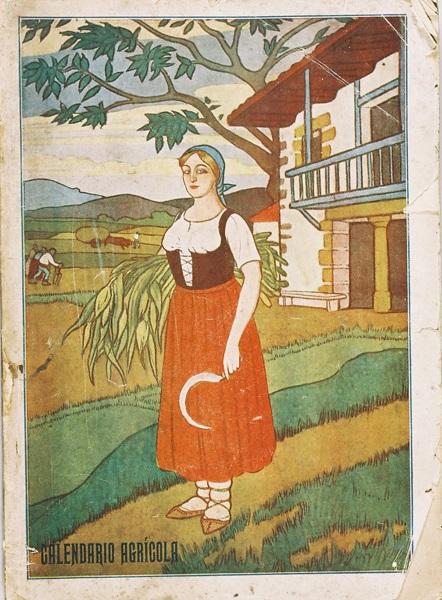 """""""Calendario Agrícola para uso de los labradores de la Provincia"""""""