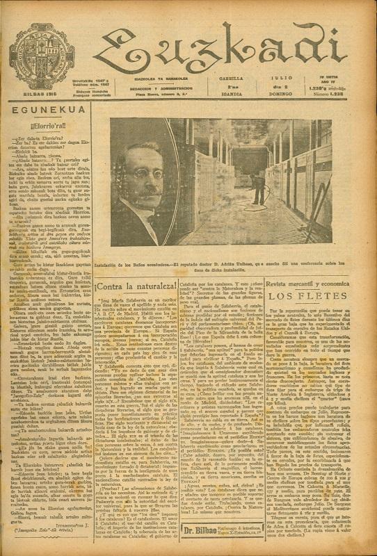 Diario Euzkadi