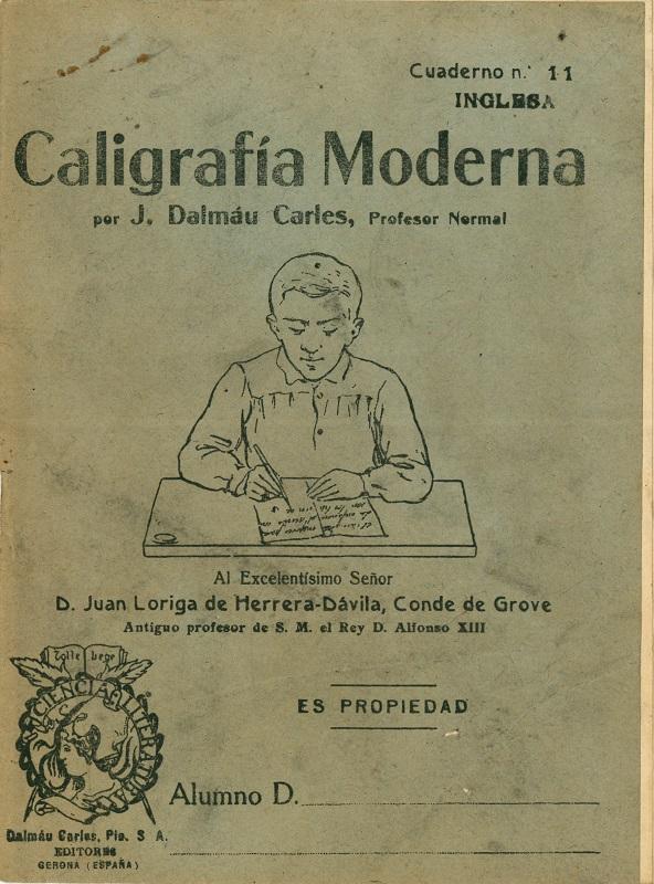 """""""Caligrafía Moderna"""""""