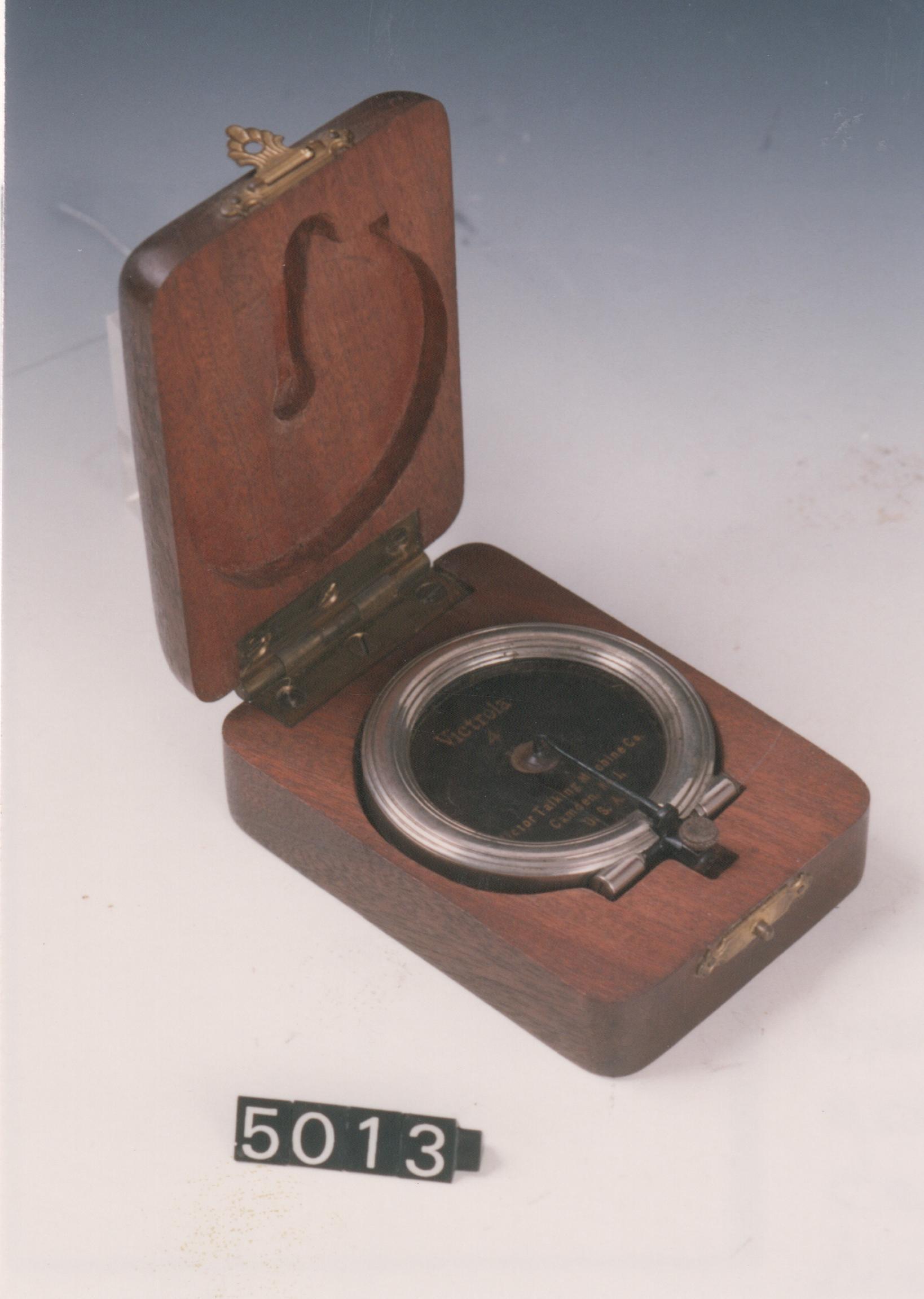 Reproductor de gramófono Victrola