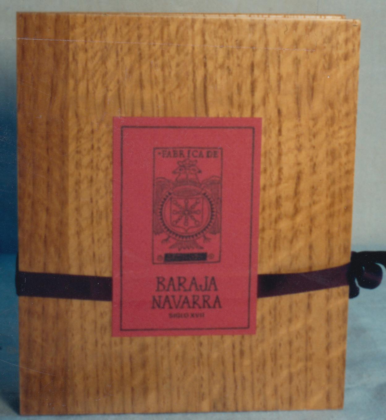 """""""Baraja Navarra. Siglo XVII"""" (Facsímil)"""