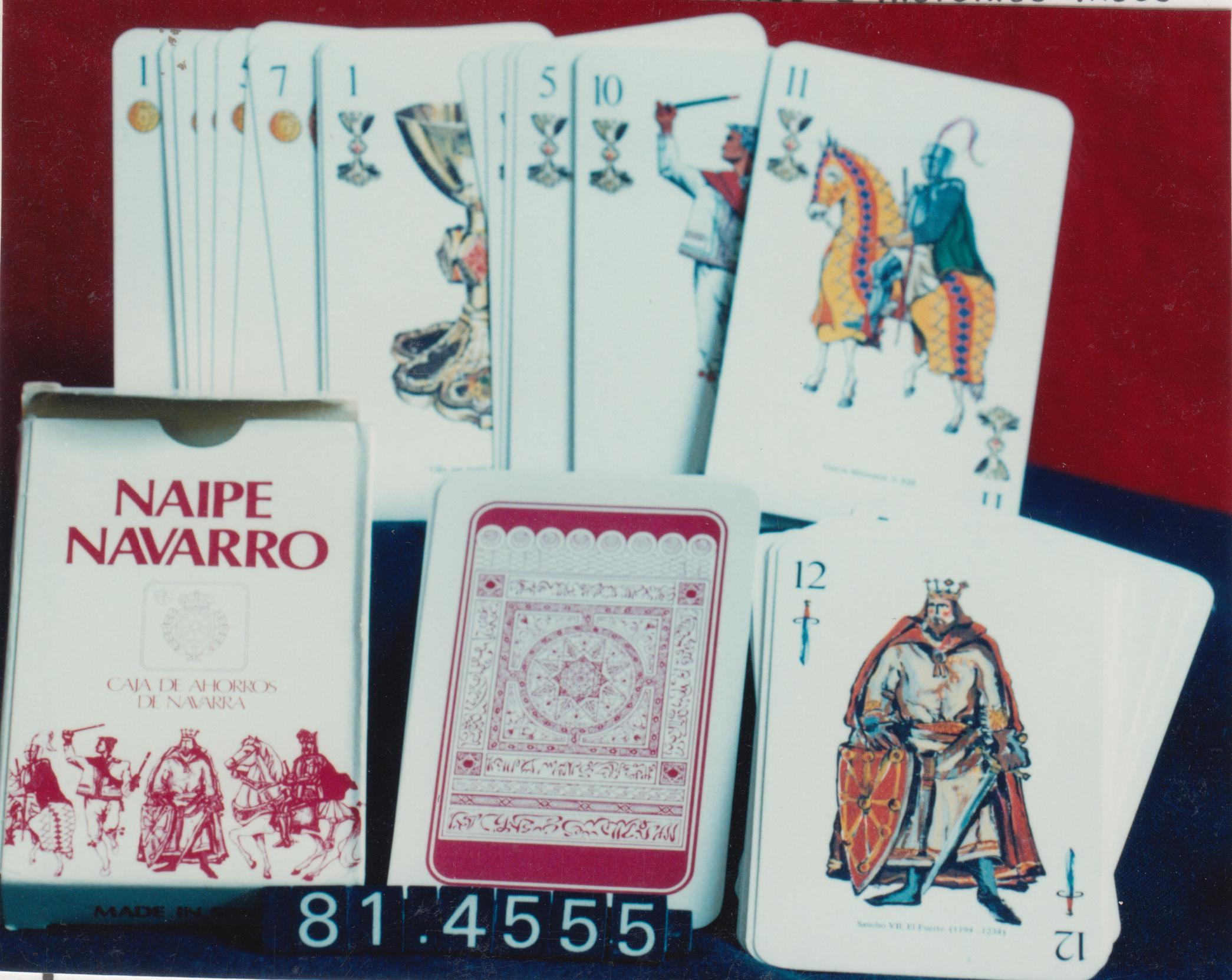 """Naipe Navarro"""