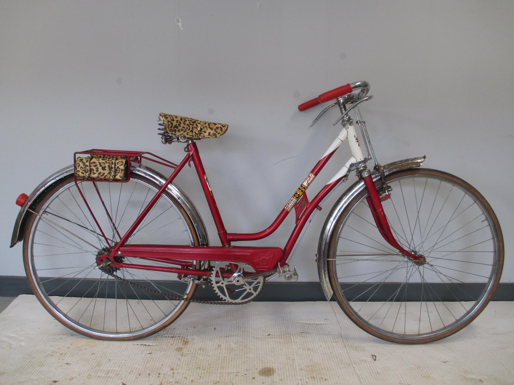 Bicicleta B.H. gacela