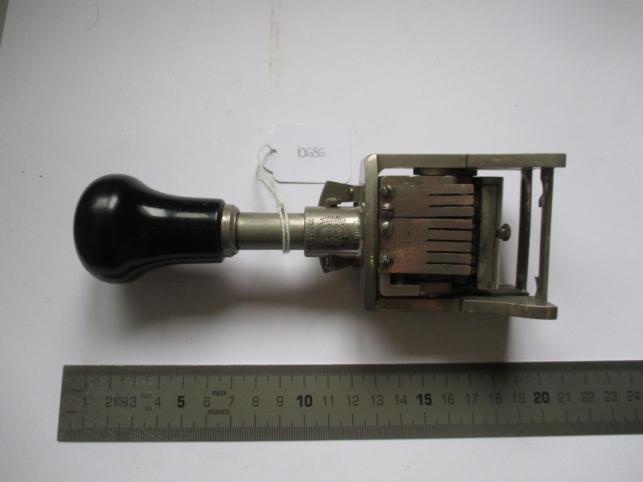 Numerador M-500