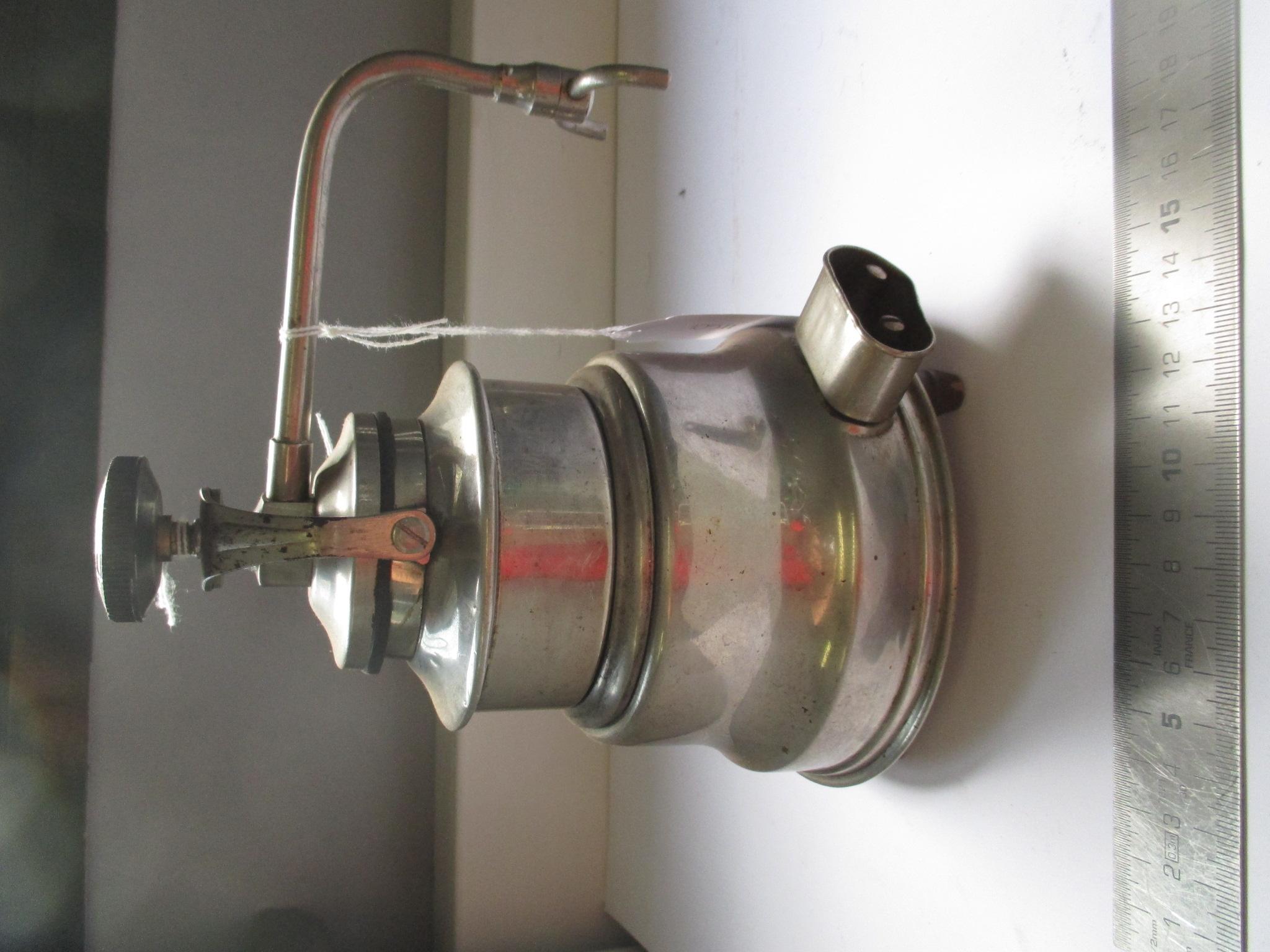 Cafetera SOLAC. 1º modelo