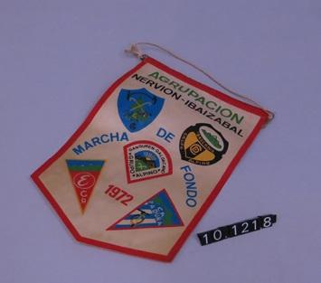 """AGRUPACION / NERVION - IBAIZABAL / MARCHA DE FONDO / 1972"""
