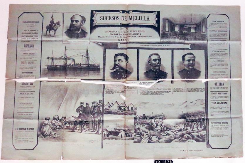 """""""Sucesos de Melilla"""""""