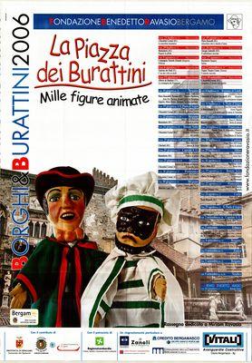 Borghi & Burattini 2006, Rassegna Estiva Delle Figure Animate