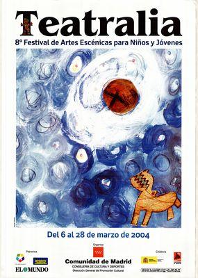 Teatralia, 8º Festival De Artes Escénicas Para Niños Y Jóvenes