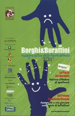 Borghi & Burattini 2011, Rassegna Estiva Delle Figure Animate