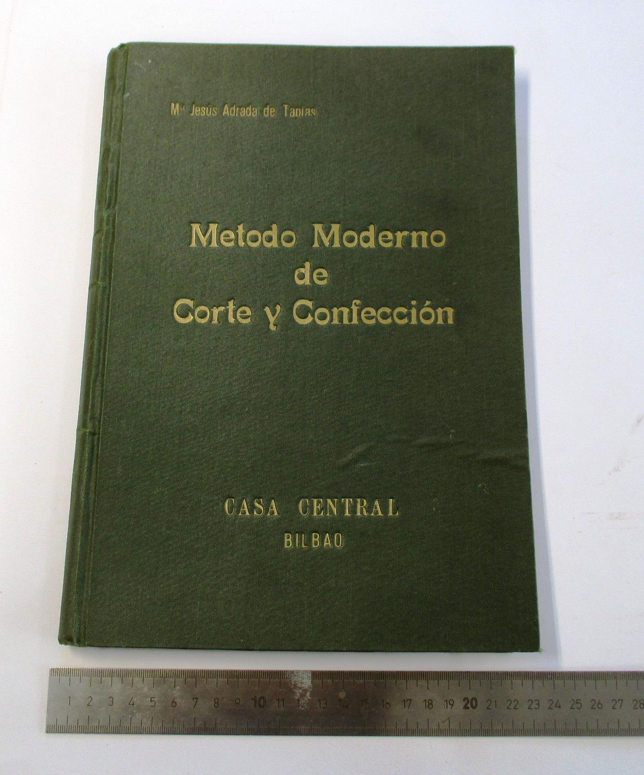 Método Moderno de Corte y Confección.