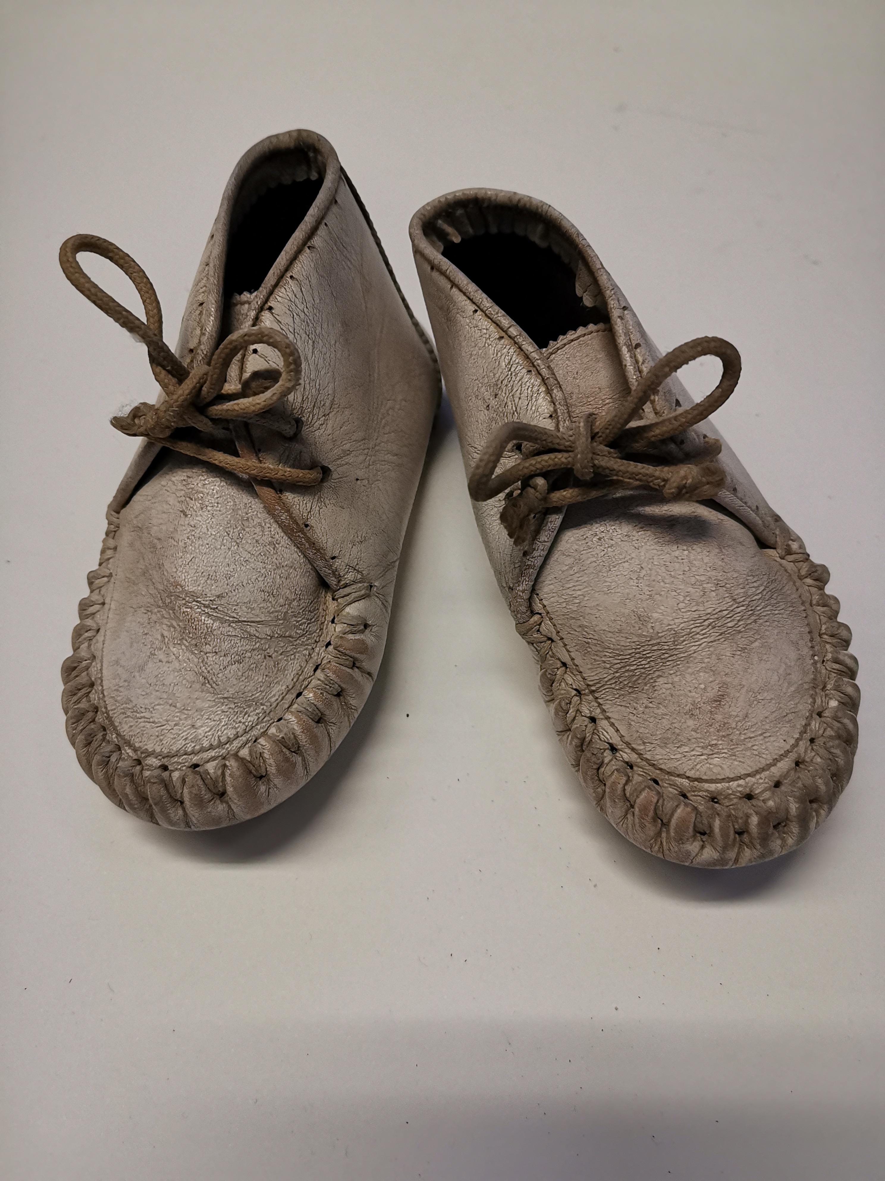 Botas de bebe