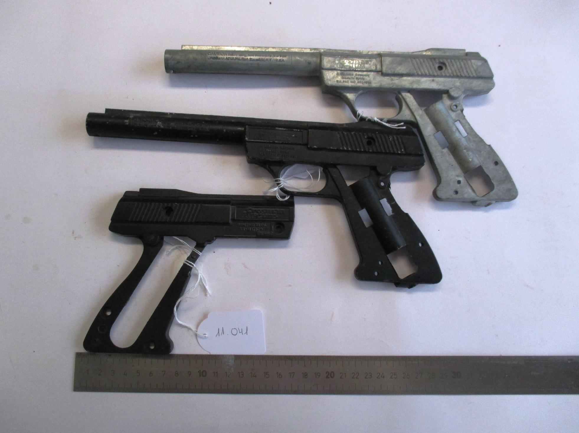 Armazones de pistola
