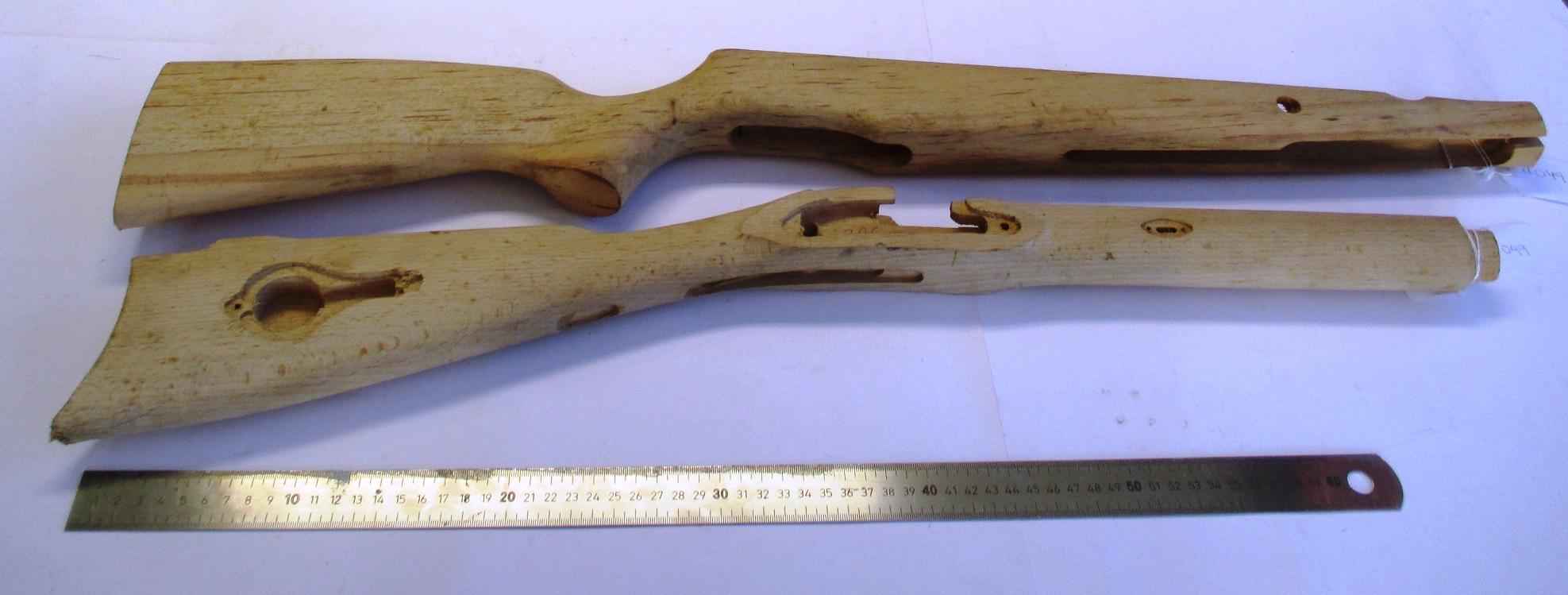 Culata de madera