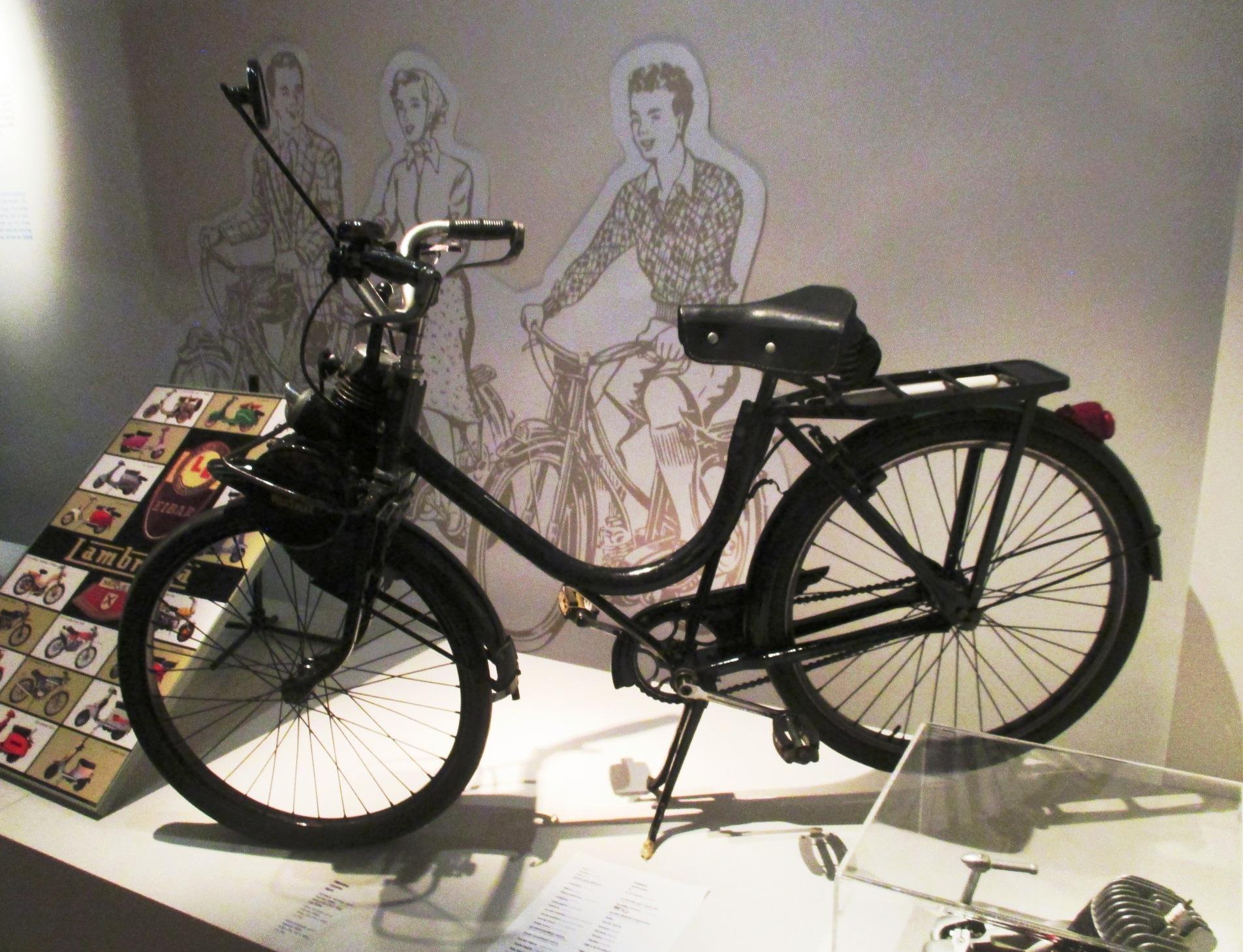 Ciclomotor VELOSOLEX 26 c.c.