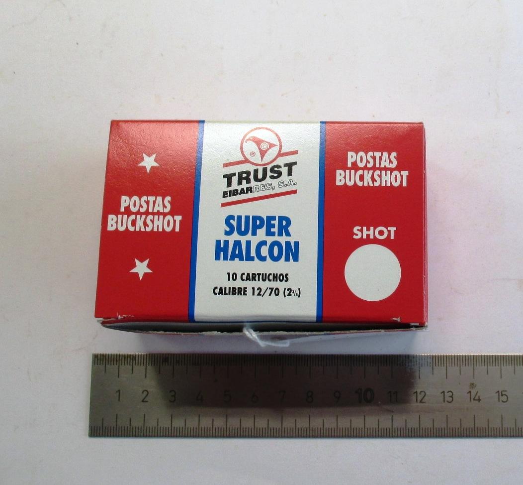 Caja de cartuchos de la marca Trust