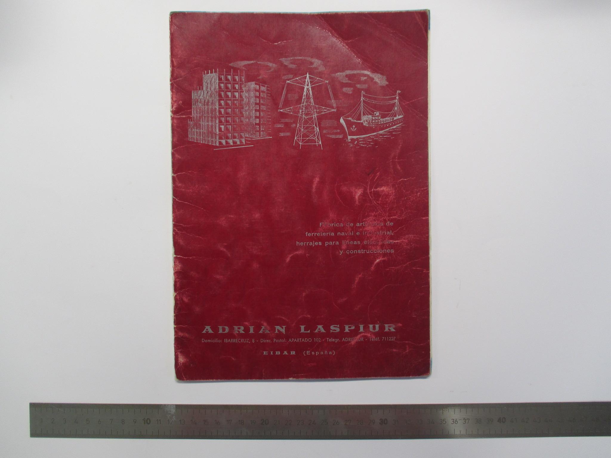 Catálogo Laspiur