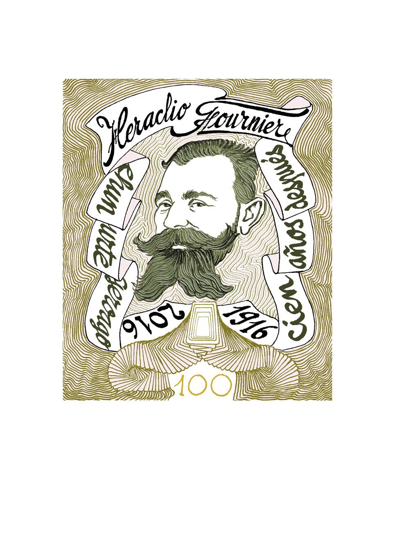 Heraclio Fournier: cien años después / ehun urte geroago, 1916-2016
