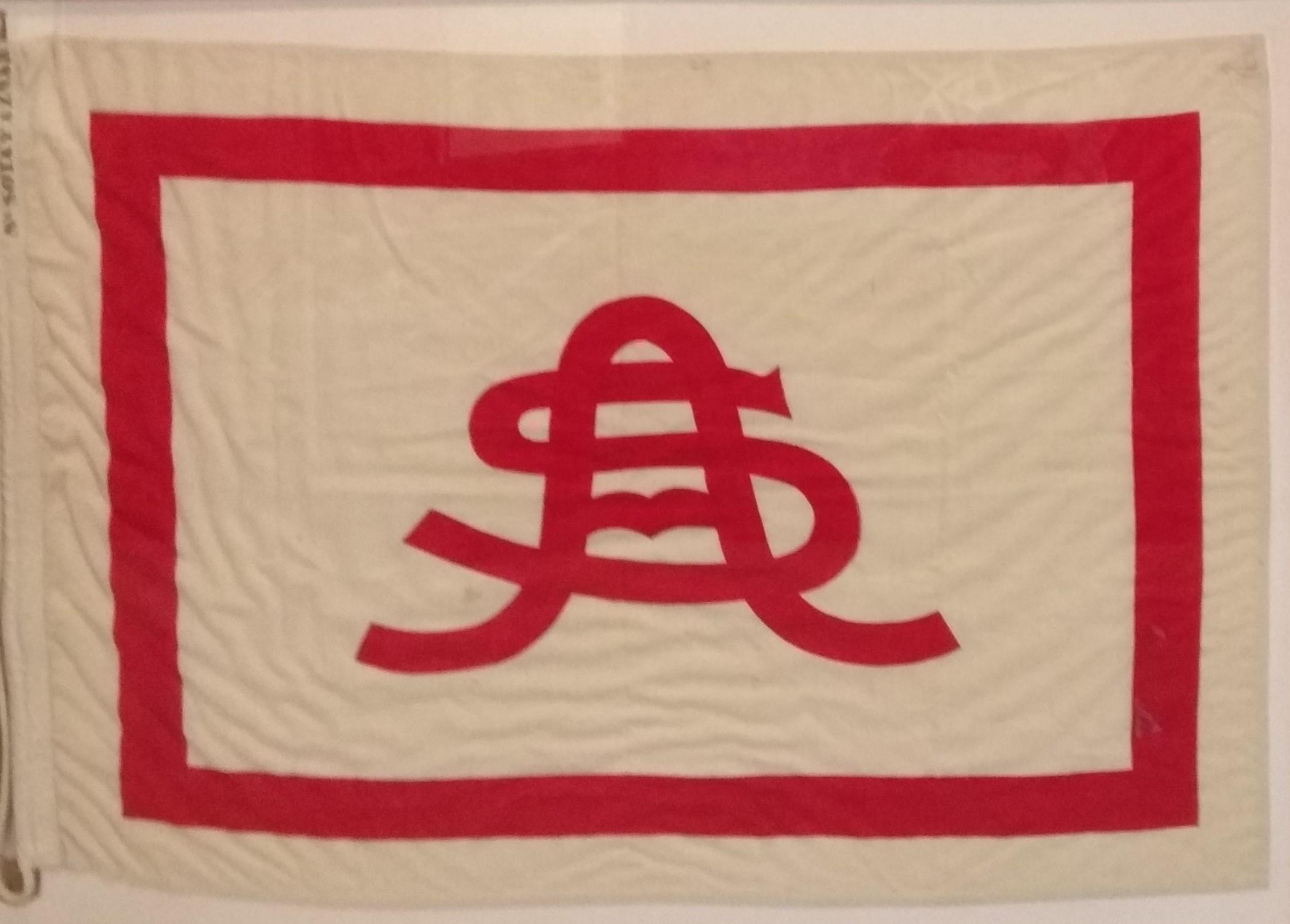 Bandera de la Naviera Sota y Aznar