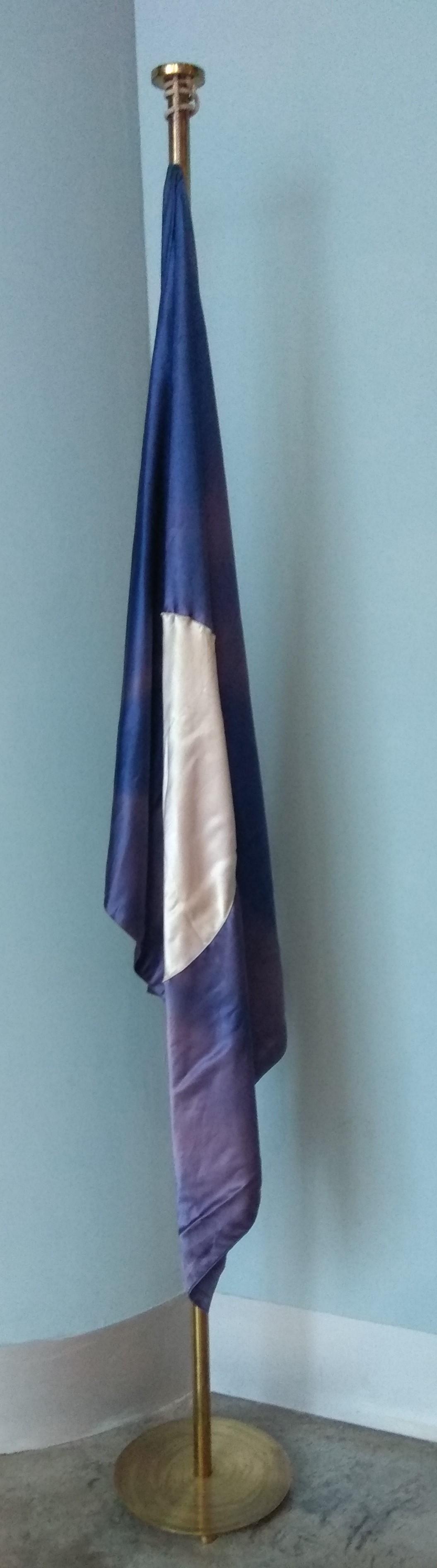 Bandera Cº Trasatlántica Española