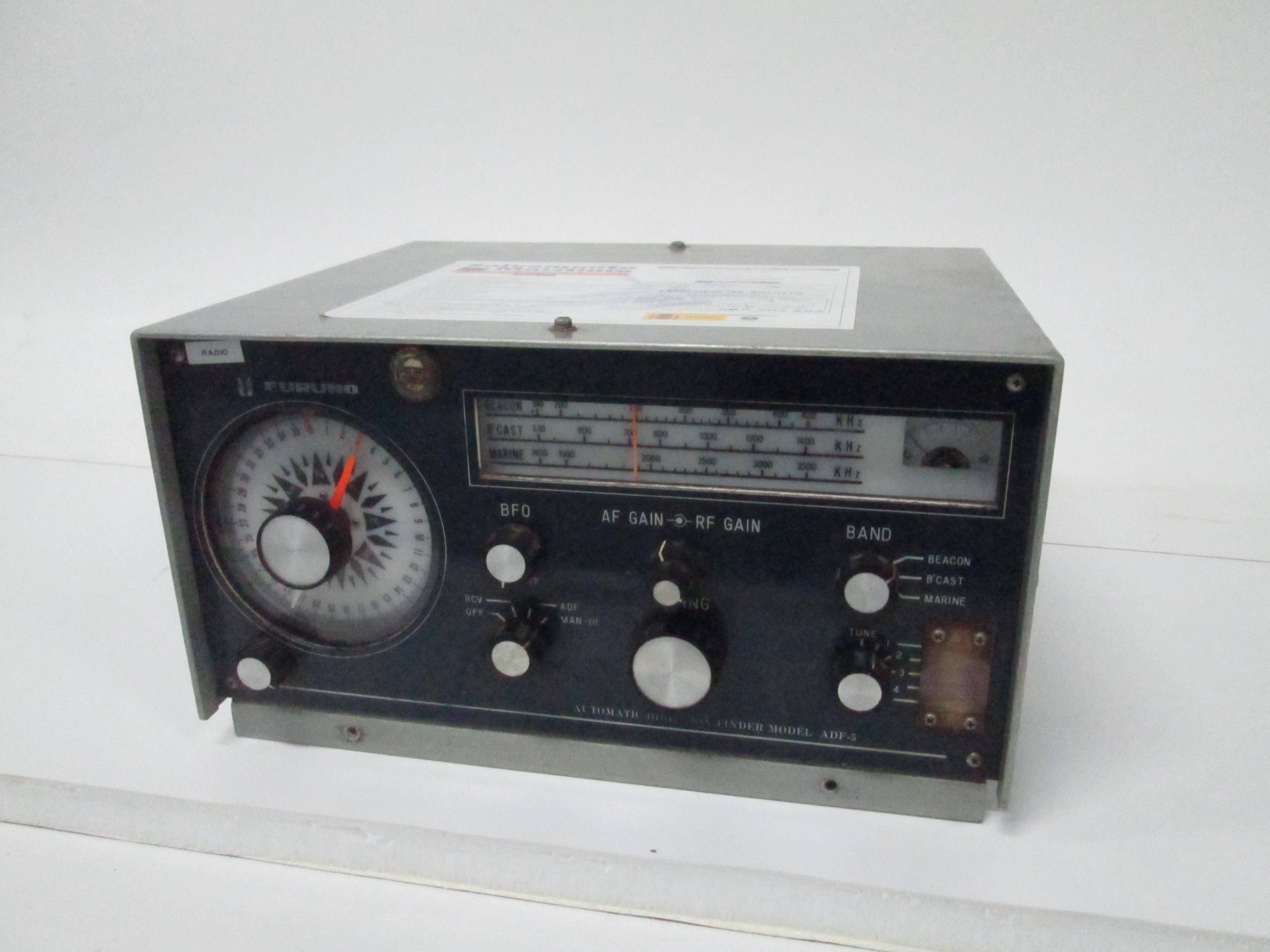 Radiogoniómetro