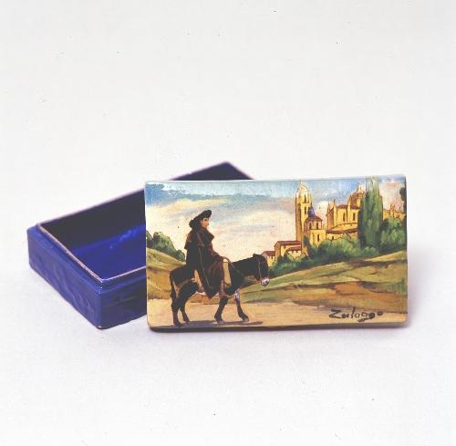 Caja de cerámica