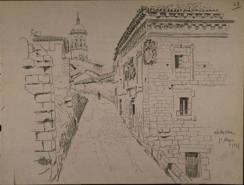 Calle de Labastida (Álava)
