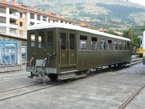 Coche de viajeros TC-52