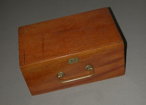 Caja para Duplicate Whist