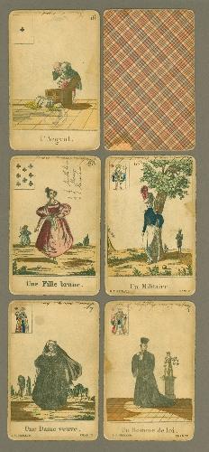The Book of Fate or Livre du Destin
