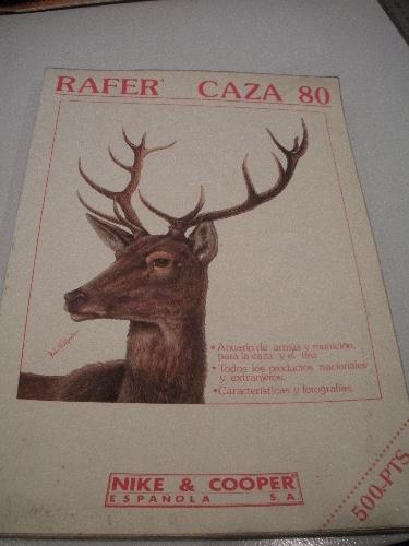 RAFER CAZA 80