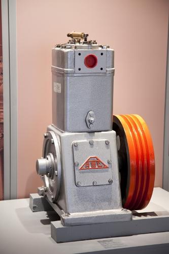 Compresor ABC. Mod. B-100