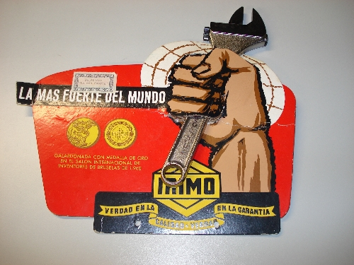 LLave inglesa IRIMO