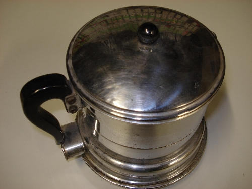 Calentador de leche eléctrico JATA