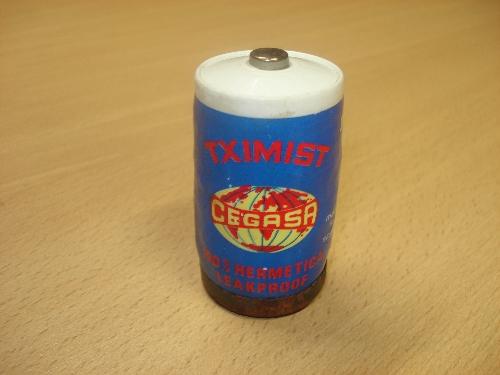 Pila R20 -1,5 V- TXIMIST