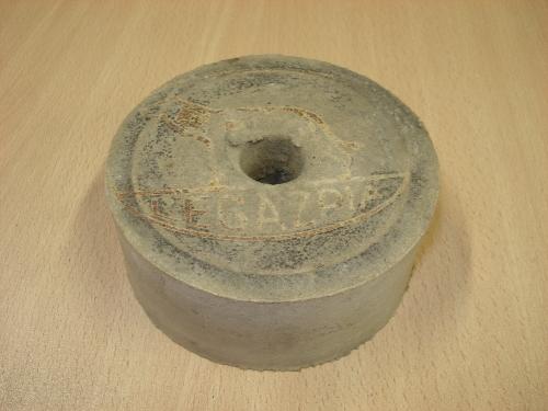 Disco de fieltro Ø110 mm para pulir PATRICIO ELORZA
