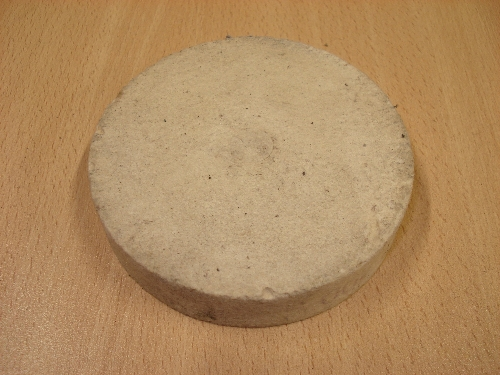 Disco de fieltro Ø100 mm para pulir PATRICIO ELORZA