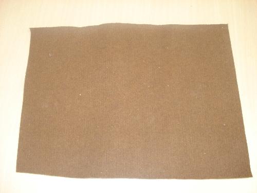 Moqueta marrón PATRICIO ELORZA