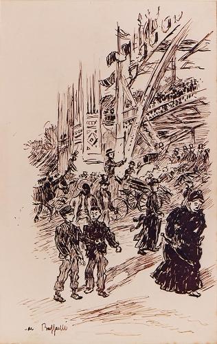 Exposición Universal de París de 1889
