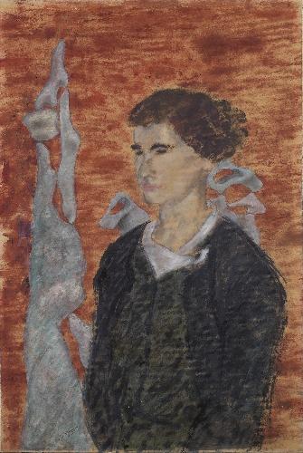 Retrato de Beatriz de Lekuona