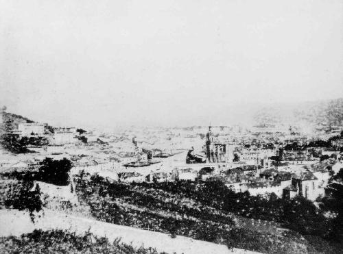 Vista de Bilbao desde las Hermanitas de los Pobres