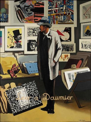 Leer a Daumier